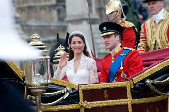 mariage kate middleton prince william - blog GO Voyages