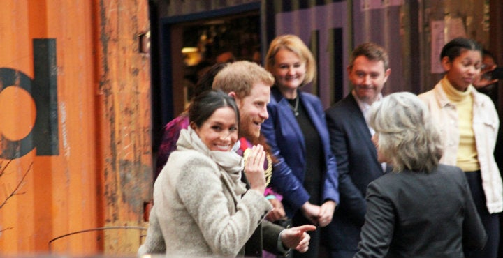 prince harry meghan markle - blog GO Voyages
