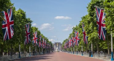 Direction Londres pour le mariage du prince Harry !