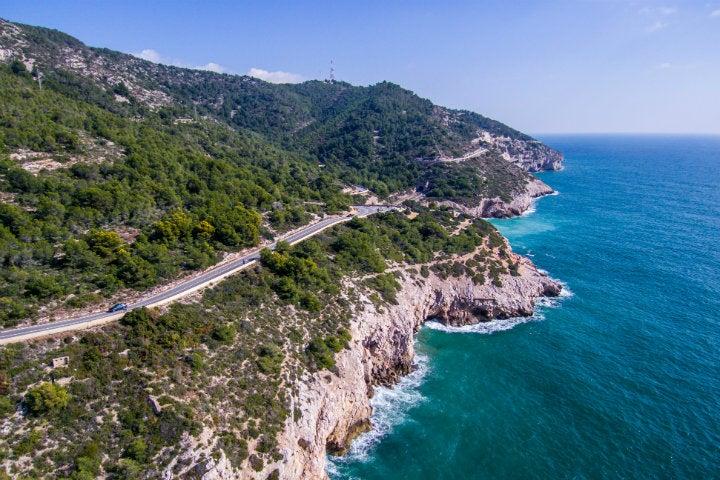 route côte el garraf - blog GO Voyages