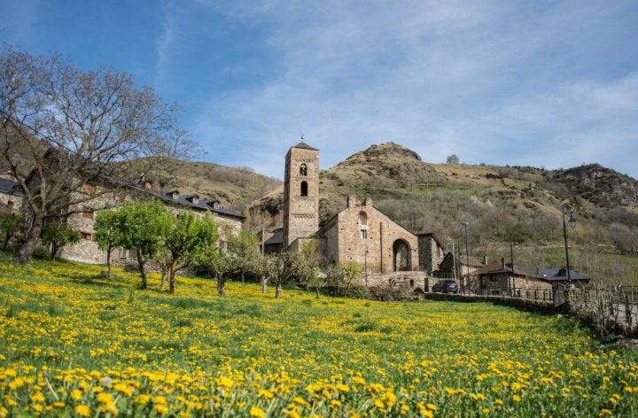 église village vall de boi - blog GO Voyages