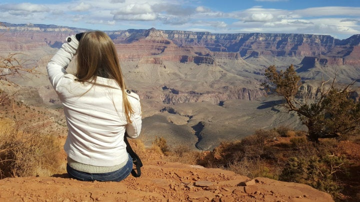 grand canyon nevada - blog GO Voyages