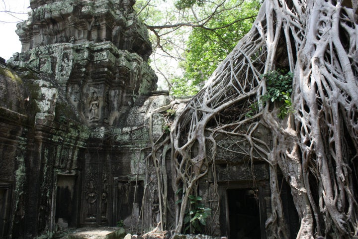 ruines temple angkor cambodge - blog GO Voyages