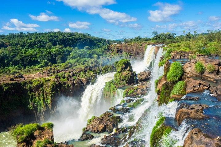 chutes iguaçu paraguay - blog GO Voyages