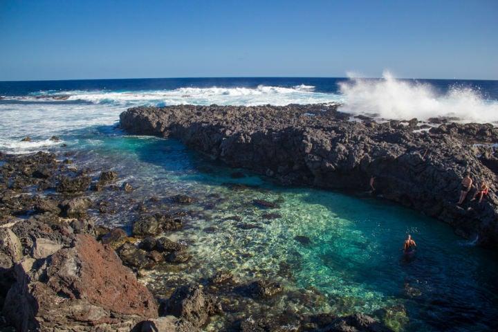 crique ocean indien la reunion - blog GO Voyages