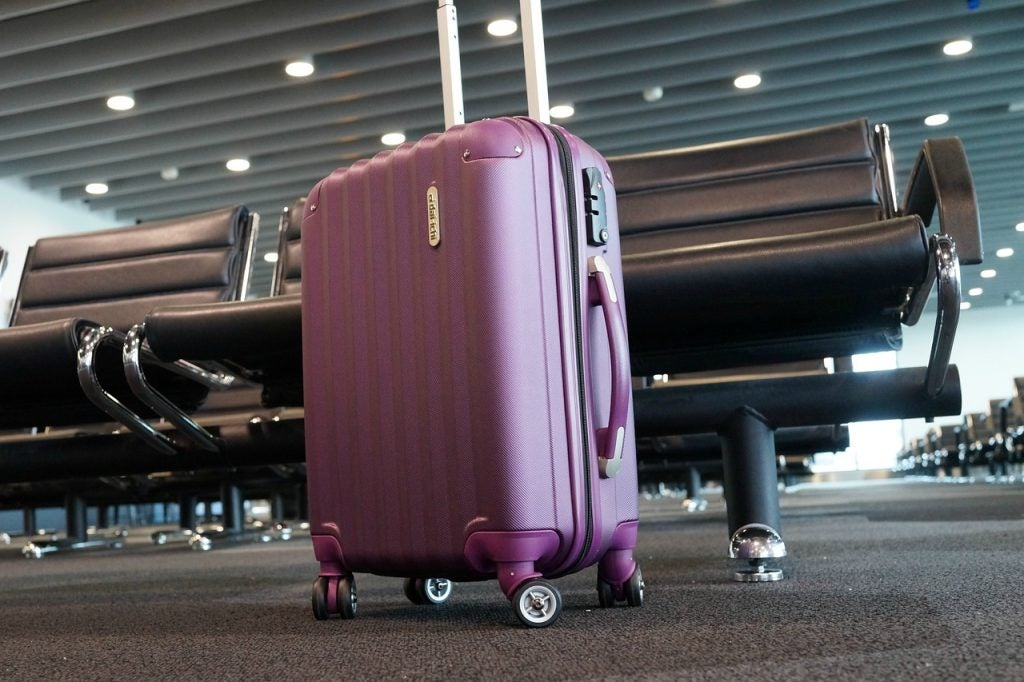 bagages Volotea - blog GO Voyages