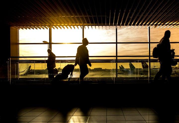voyageurs aeroport - blog GO Voyages