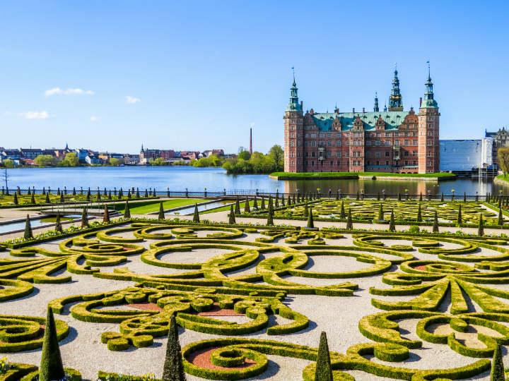 jardins et château de frederiksborg copenhague - blog GO Voyages