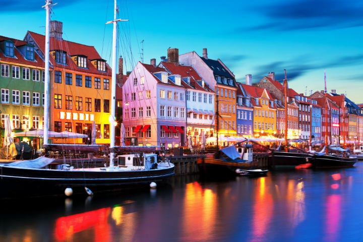 port de copenhague - blog GO Voyages
