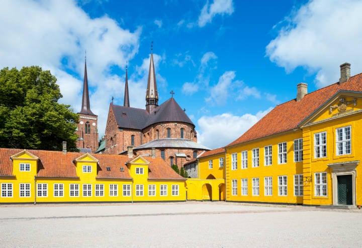 centre ville roskile danemark - blog GO Voyages