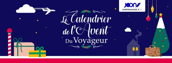 Voyage Sncf Calendrier.Participez A Notre Calendrier De L Avent 2018 Go Voyages