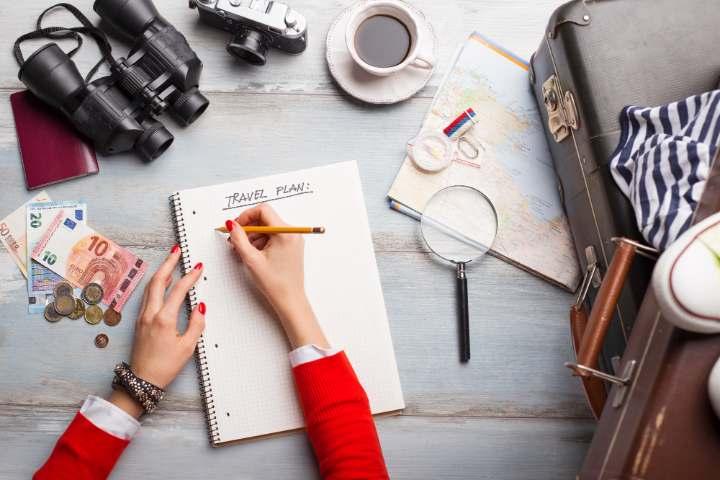 liste voyage valise jumelles - blog go voyages