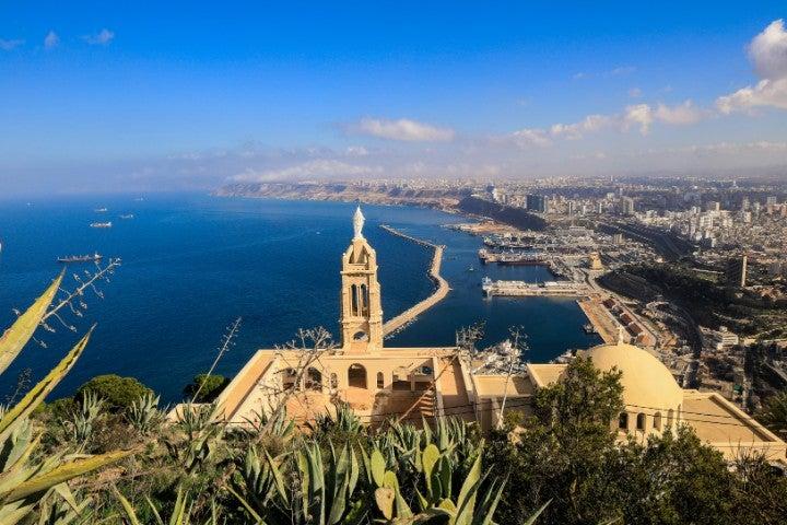 fort santa cruz oran algerie afrique - blog go voyages
