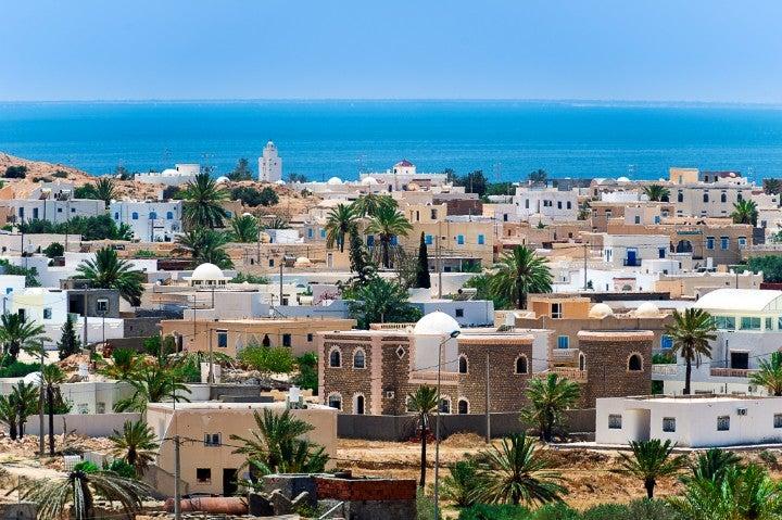 vue sur djerba tunisie afrique - blog go voyages