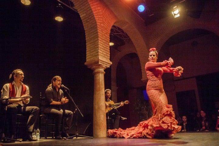 spectacle flamenco | danse traditionnelle seville andalousie