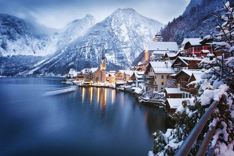 Noél en Autriche