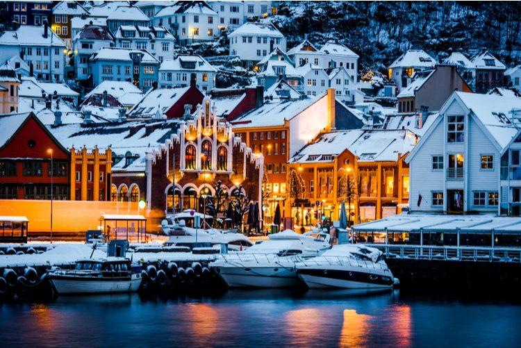 Noël en Norvege