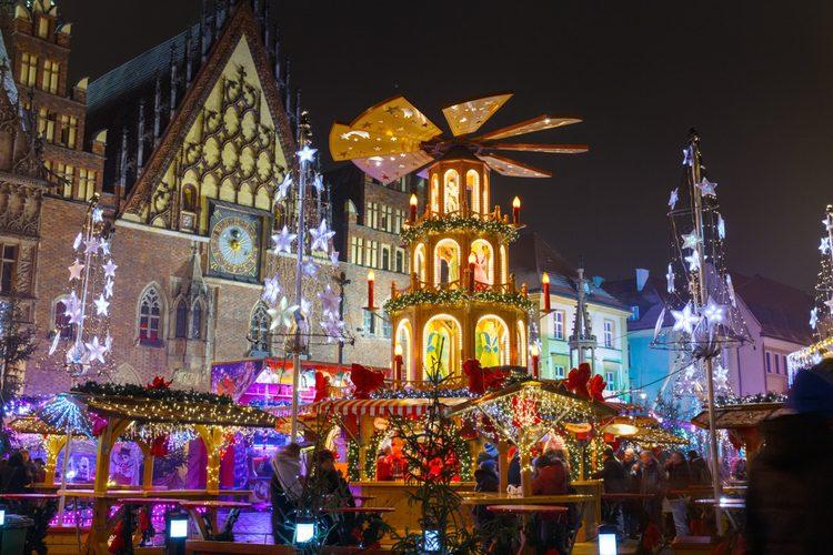 Noël en Pologne