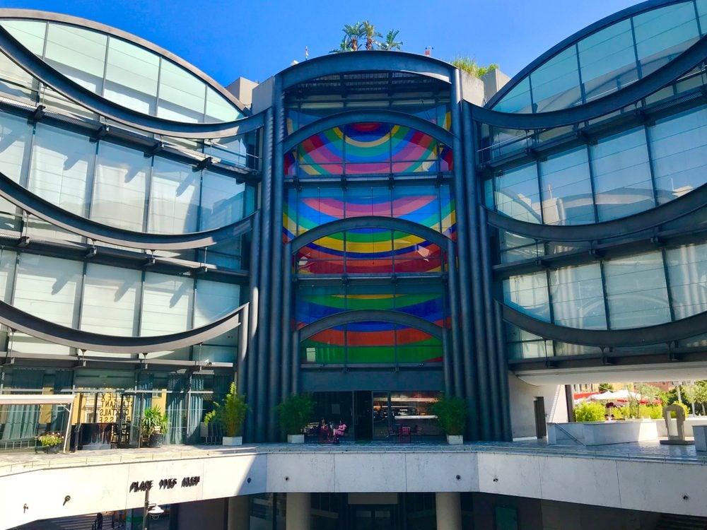 Musée d'art moderne et contemporain Nice
