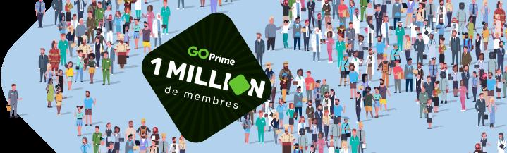1 Million Members